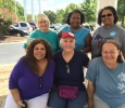 Granville Dems at the 2017 NC Hot Sauce Festival
